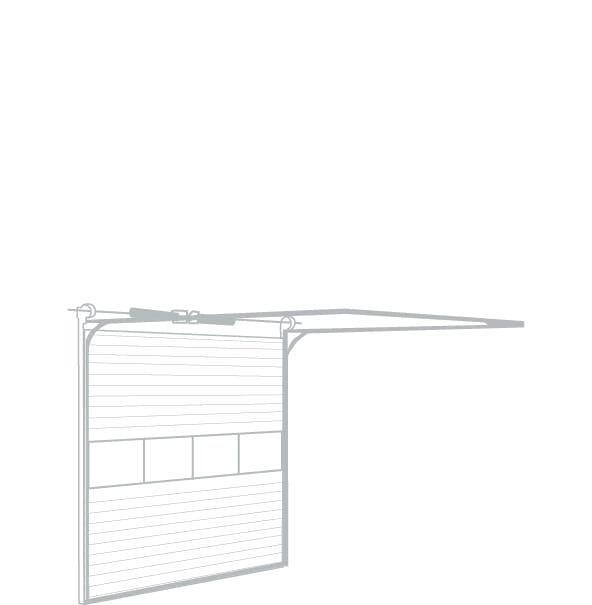 Standard lintel