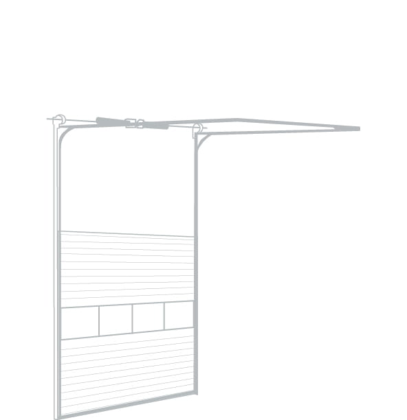 High-lift lintel