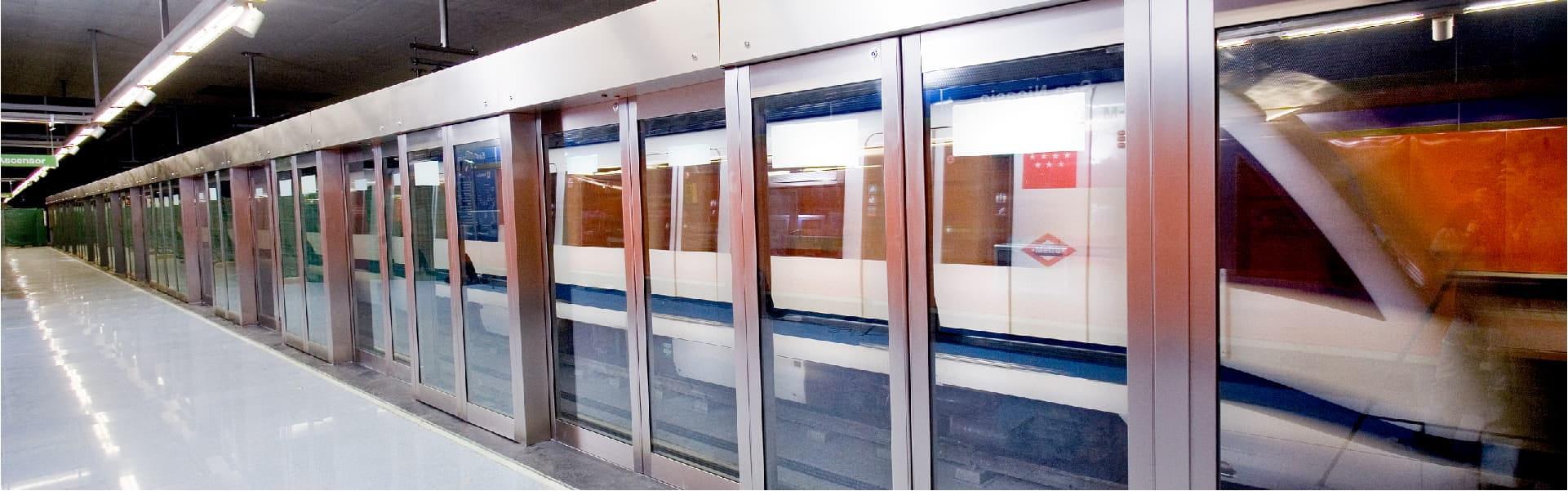 Puertas para el sector transporte